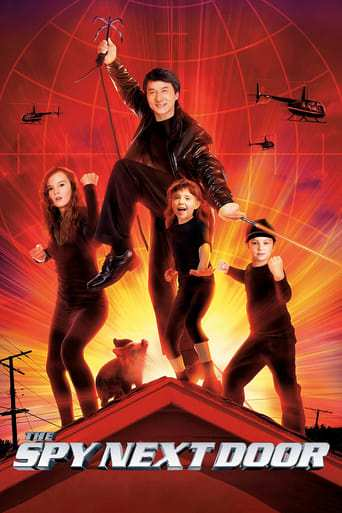 Film: The Spy Next Door