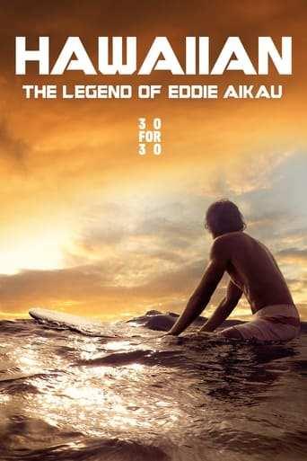 Bild från filmen Hawaiian: The legend of Eddie Aikau