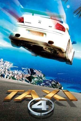 Film: Taxi 4