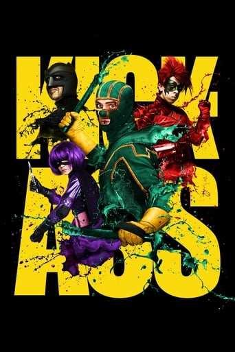 Bild från filmen Kick-Ass