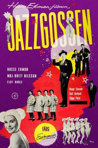 Bild från filmen Jazzgossen