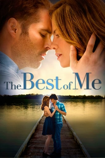 Från filmen The best of me som sänds på Viasat Film Hits