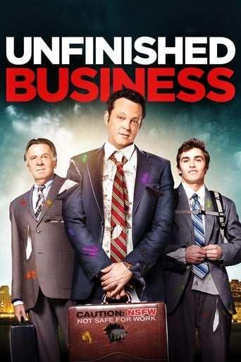 Kvällens rekomenderade film: Unfinished business