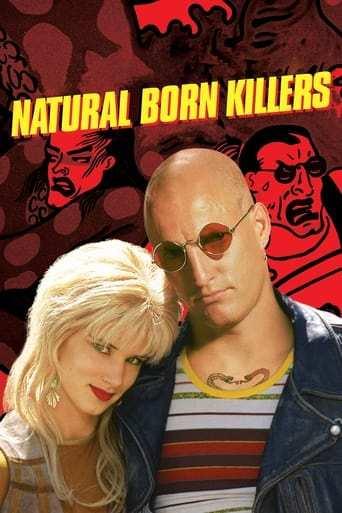Bild från filmen Natural born killers