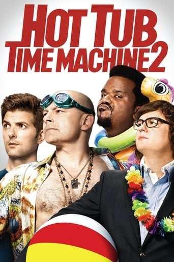 Film: Hot Tub Time Machine 2