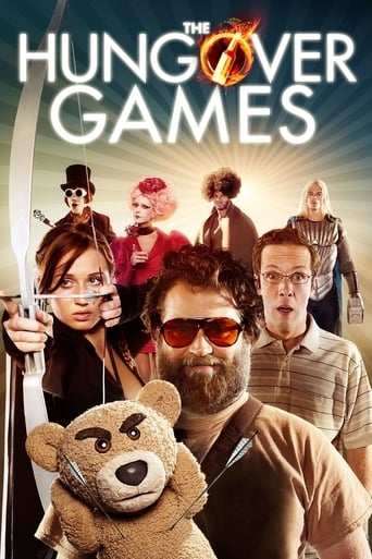 Film: The Hungover Games