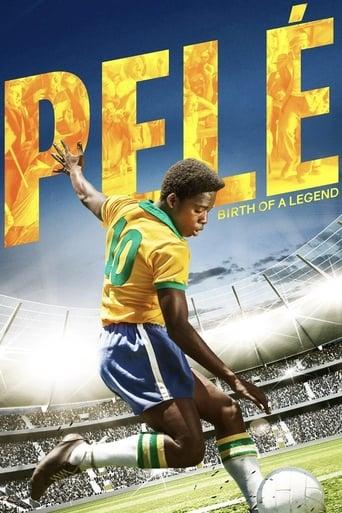 Från filmen Pelé: Birth of a legend som sänds på TV4 Film