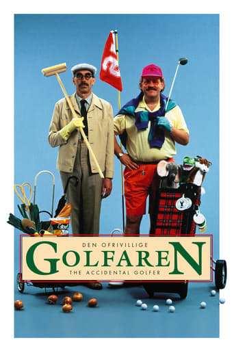 Från filmen Den ofrivillige golfaren som sänds på C More Stars