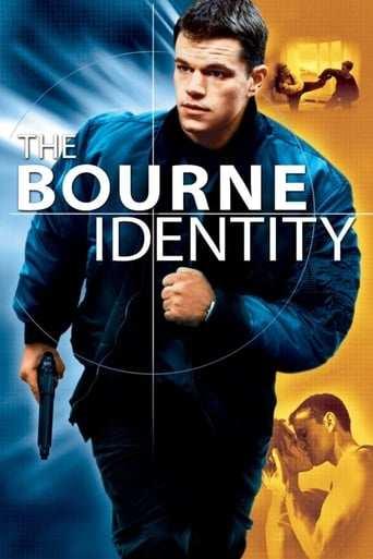 Från filmen The Bourne identity som sänds på TV3