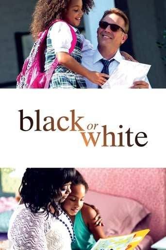 Bild från filmen Black or white