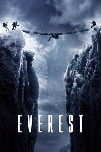 Bild från filmen Everest
