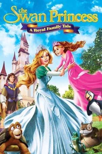 Bild från filmen Svanprinsessan: En kunglig familjesaga