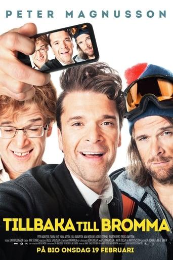 Från filmen Tillbaka till Bromma som sänds på Viasat Film Family