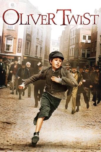 Från filmen Oliver Twist som sänds på Viasat Film Hits
