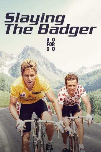 Bild från filmen Slaying the Badger