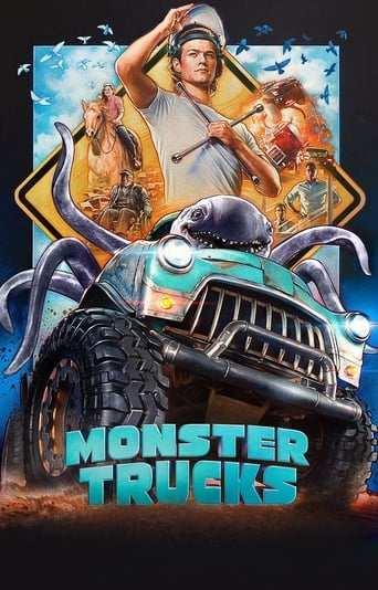 Bild från filmen Monster trucks