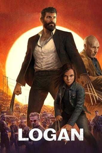 Från filmen Logan som sänds på TV6