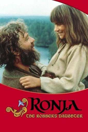Bild från filmen Ronja Rövardotter