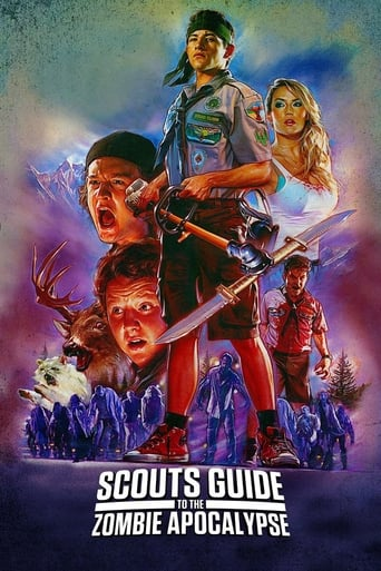 Film: Scouts Guide to the Zombie Apocalypse