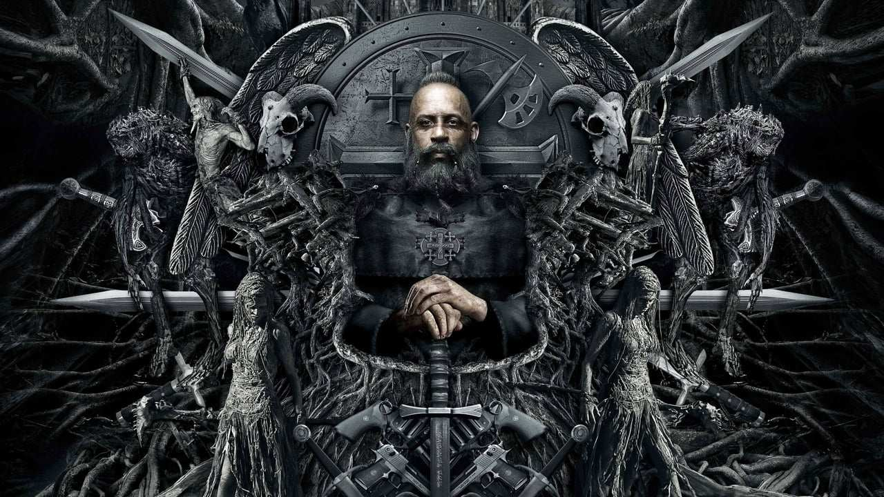 TV6 - The last witch hunter