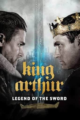 Från filmen King Arthur: Legend of the sword som sänds på Kanal 9