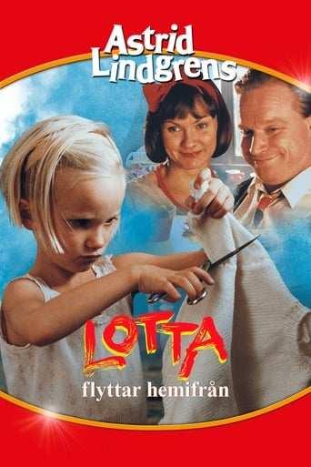 Bild från filmen Lotta 2: Lotta flyttar hemifrån