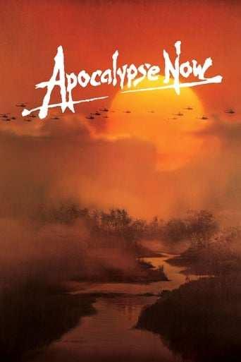Bild från filmen Apocalypse now