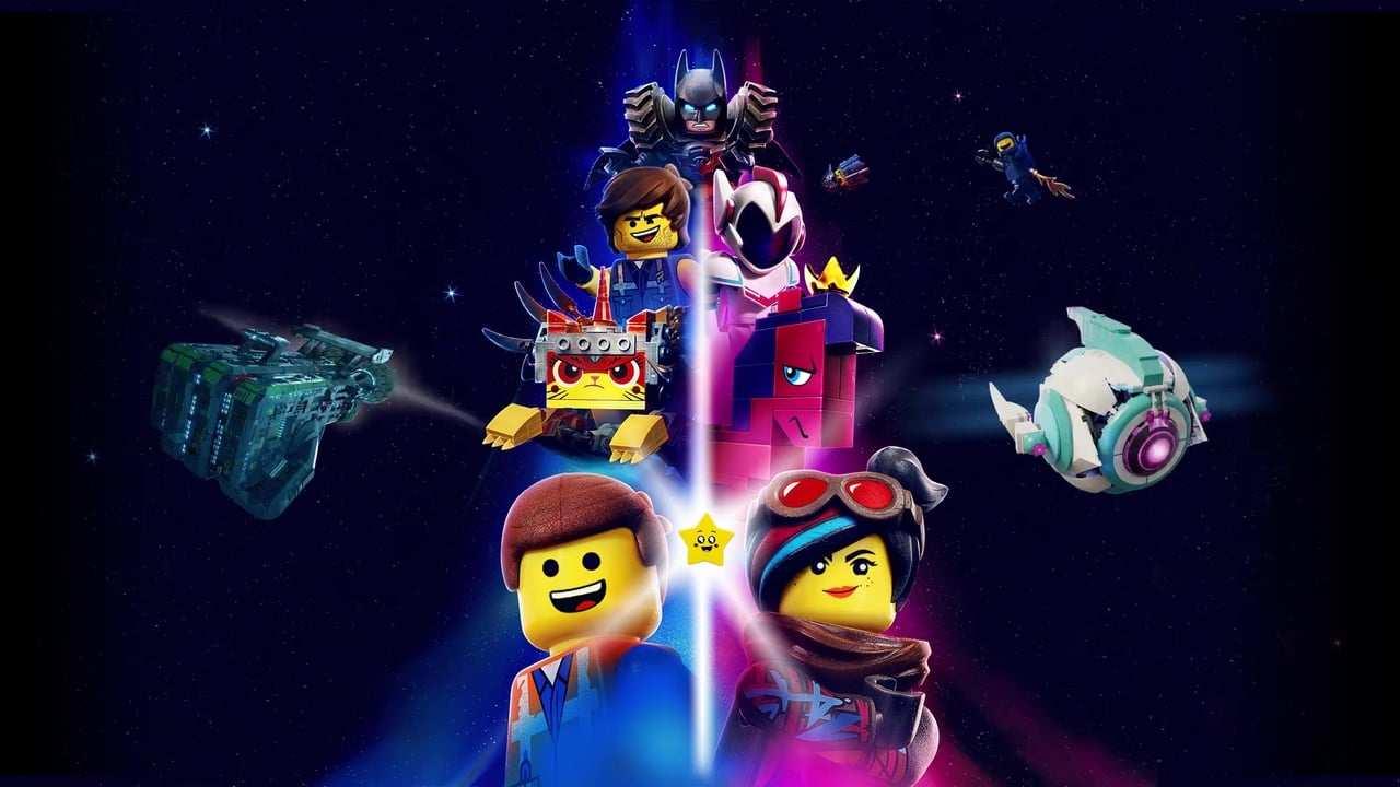 C More First - Lego filmen 2