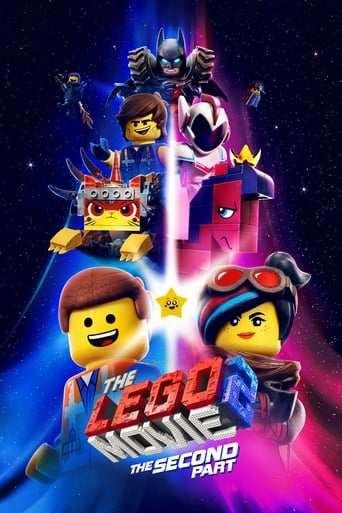 Bild från filmen Lego filmen 2