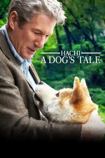 Från filmen Hachiko - en vän för livet som sänds på TV4 Film