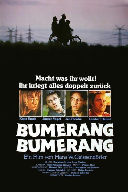 Bild från filmen Bumerang
