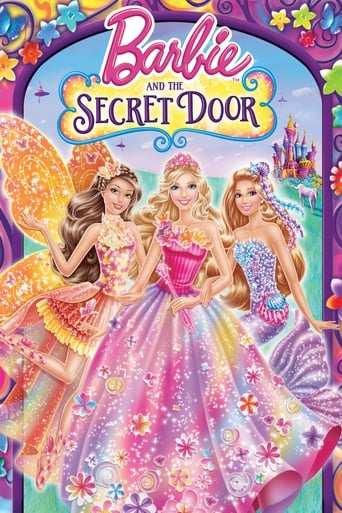 Bild från filmen Barbie och den hemliga dörren