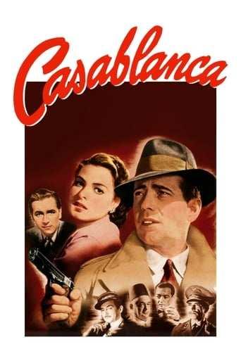 Från filmen Casablanca som sänds på C More Stars