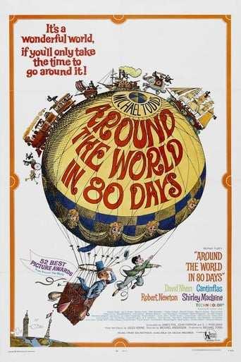 Jorden runt på 80 dagar