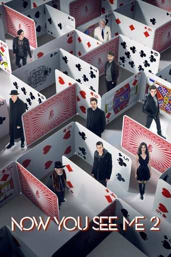 Film: Now You See Me 2