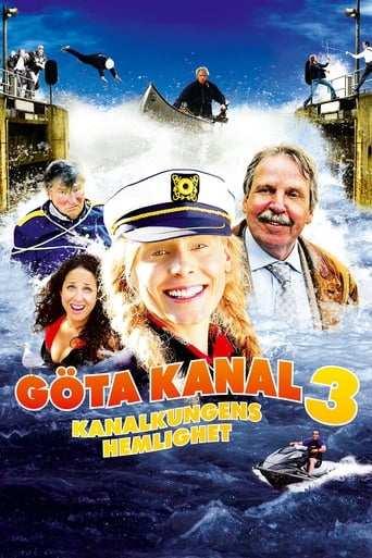 Bild från filmen Göta kanal 3: Kanalkungens hemlighet