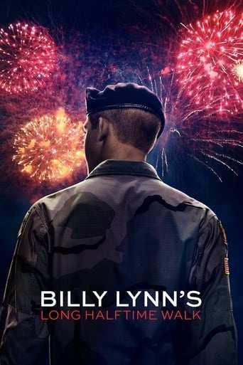 Film: Billy Lynn's Long Halftime Walk