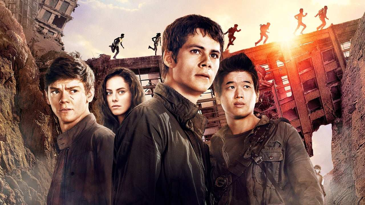 Maze Runner: The scorch trials regisserad av Wes Ball