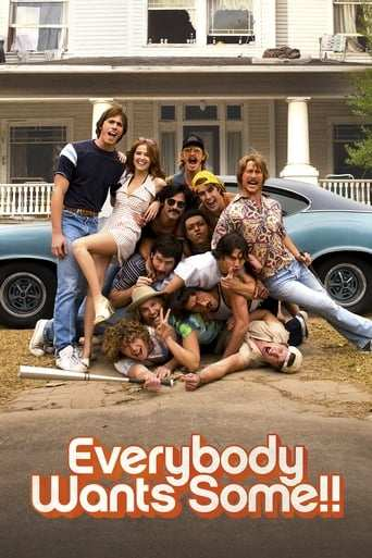 Film: Everybody Wants Some!!