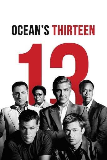 Bild från filmen Ocean's thirteen