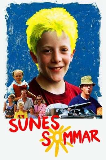 Från filmen Sunes sommar som sänds på C More SF