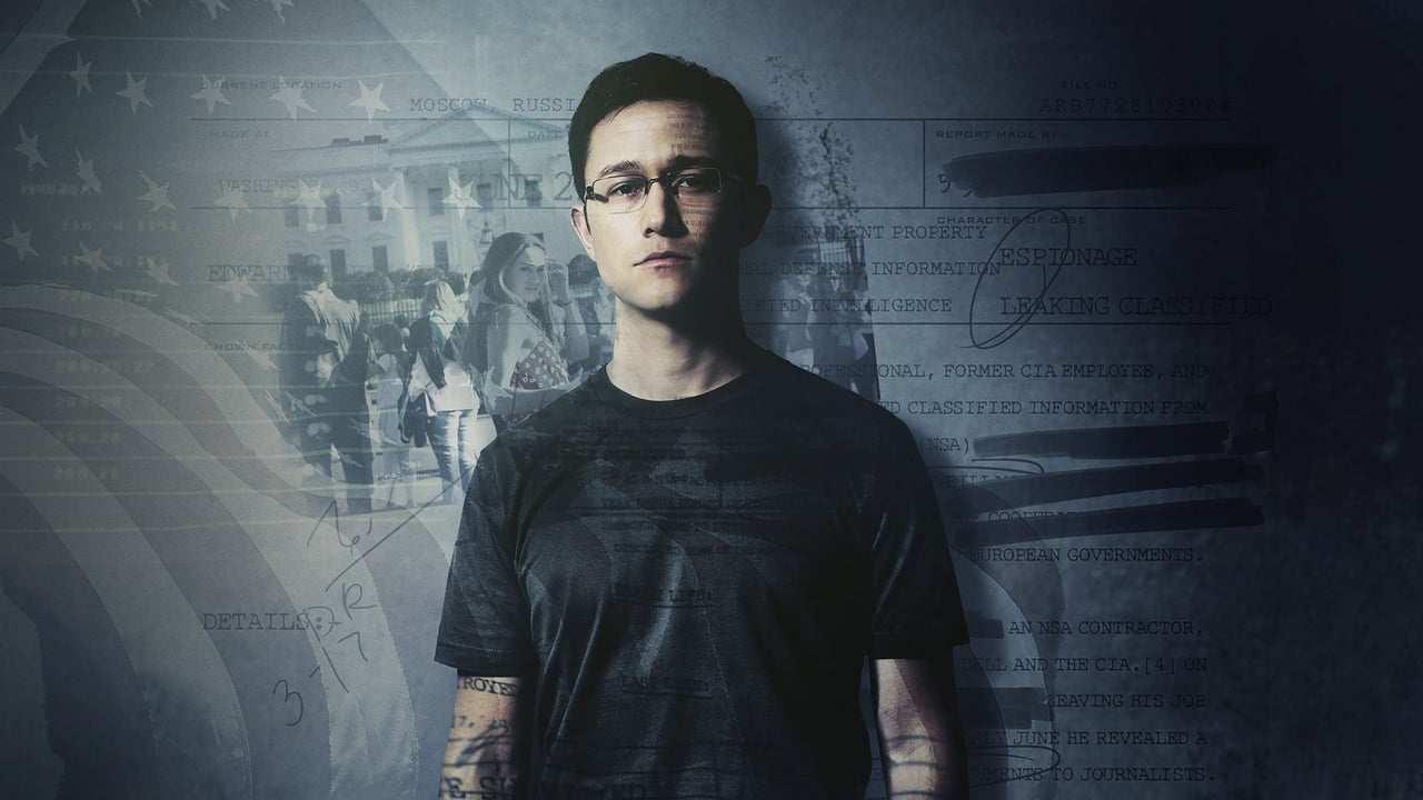 Snowden regisserad av Oliver Stone