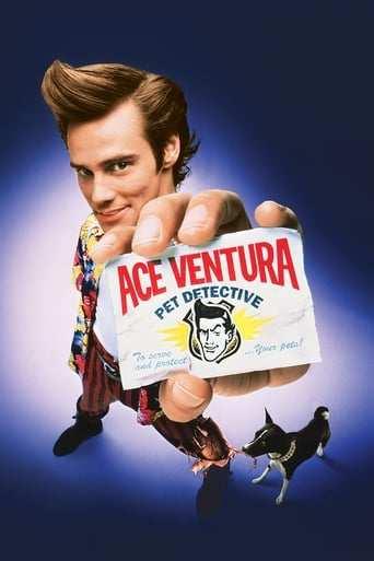 Film: Ace Ventura: Den galopperande detektiven