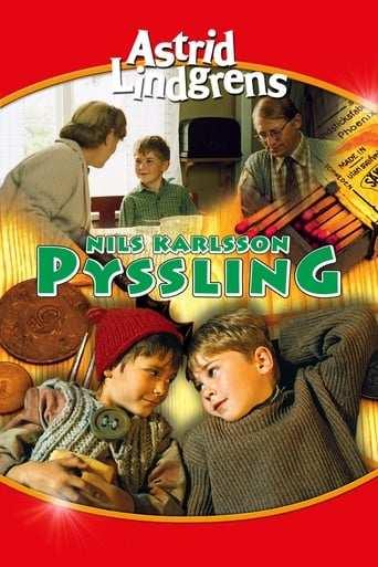 Bild från filmen Nils Karlsson Pyssling