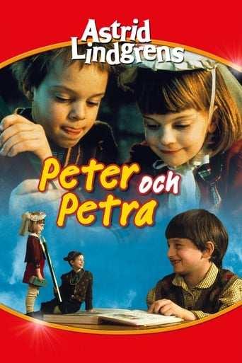 Från filmen Peter och Petra som sänds på C More SF