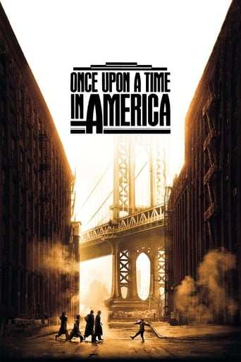 Film: Once Upon a Time in America