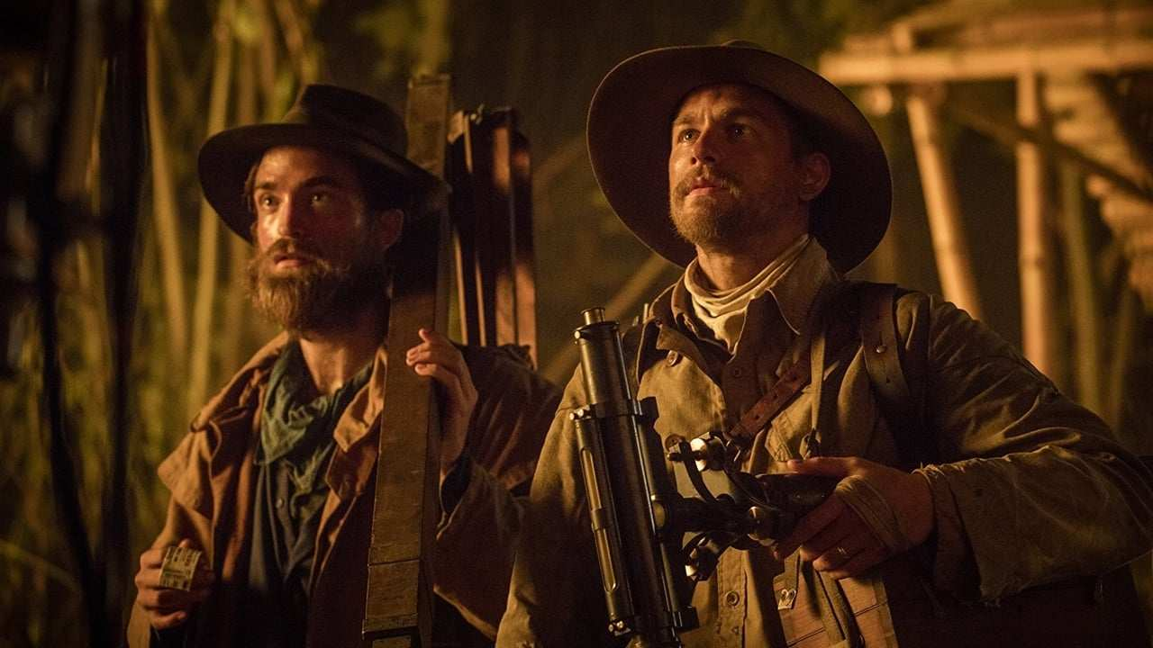 SVT1 - The Lost City of Z