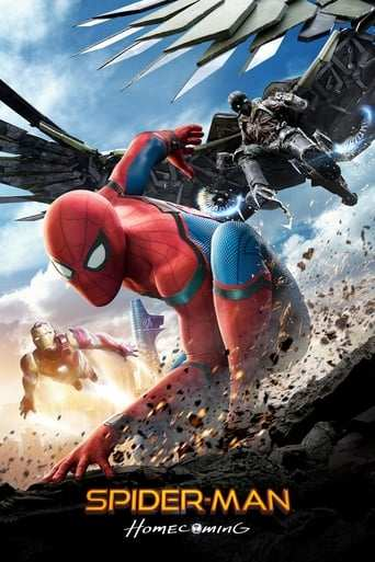 Bild från filmen Spider-Man: Homecoming