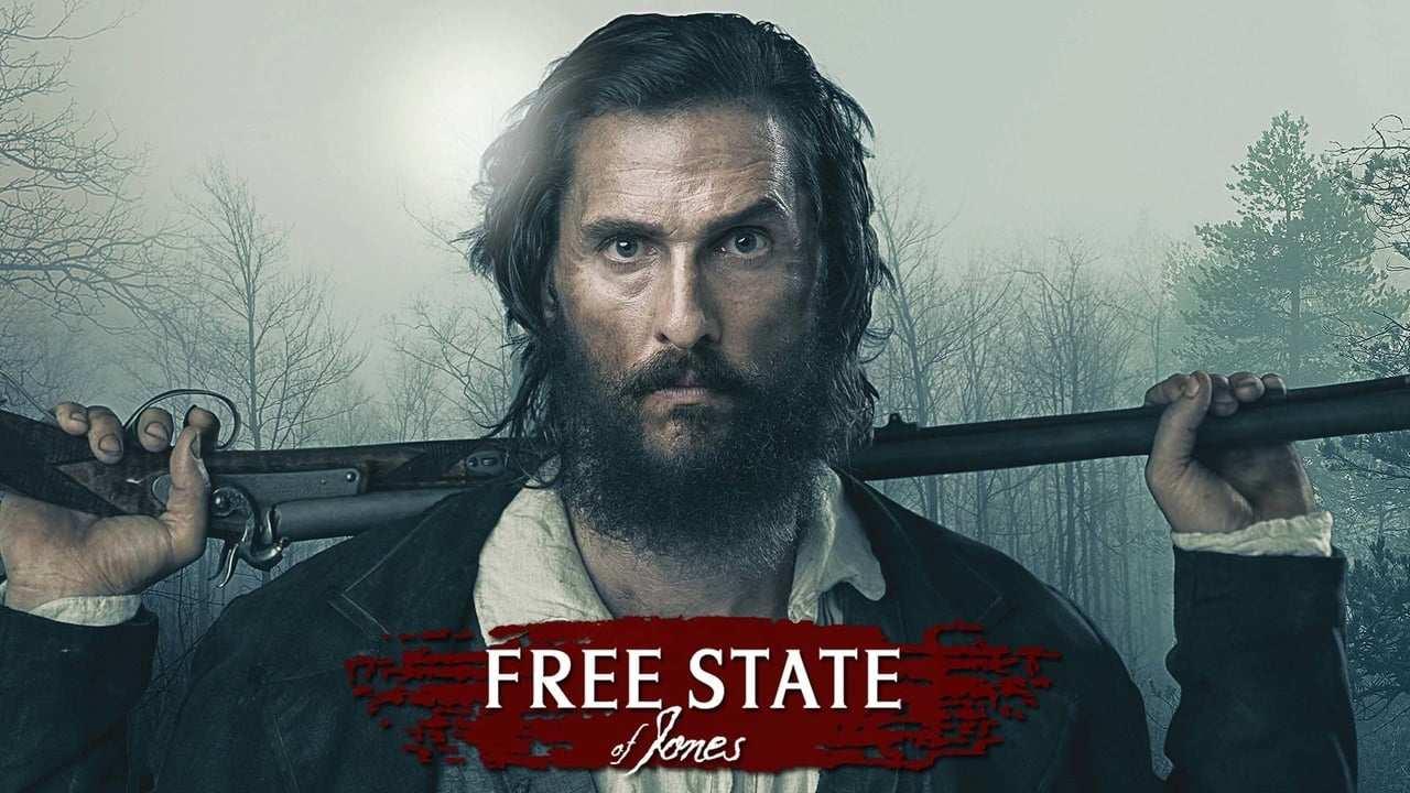 Free state of Jones regisserad av Gary Ross