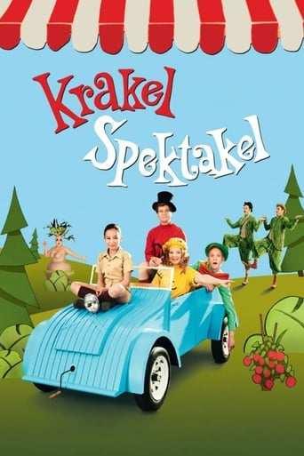 Bild från filmen Krakel Spektakel